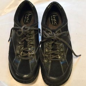 BOC Born oxfords leather and suede